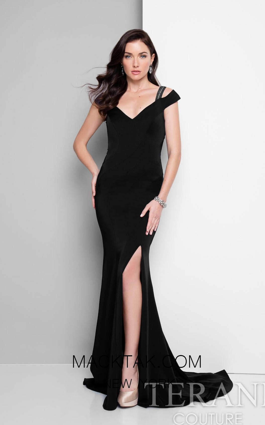 Terani 1713E3338 Front Dress