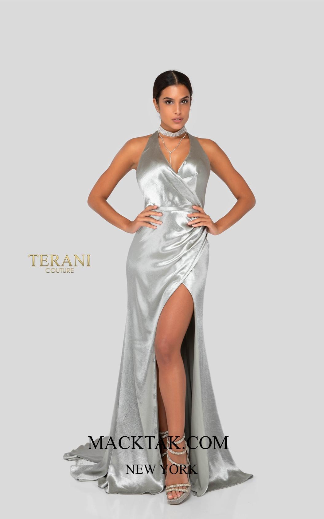 Terani 1912P8250 Front Dress