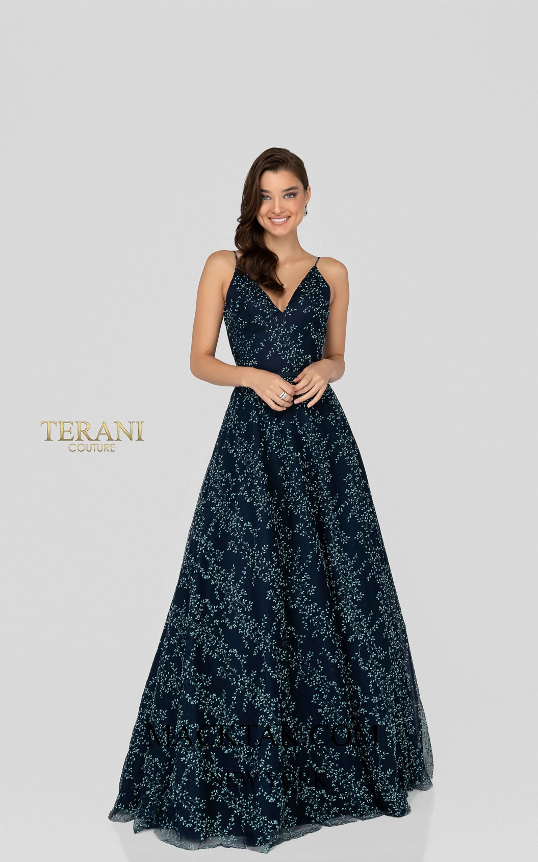 Terani 1912P8564 Front Dress