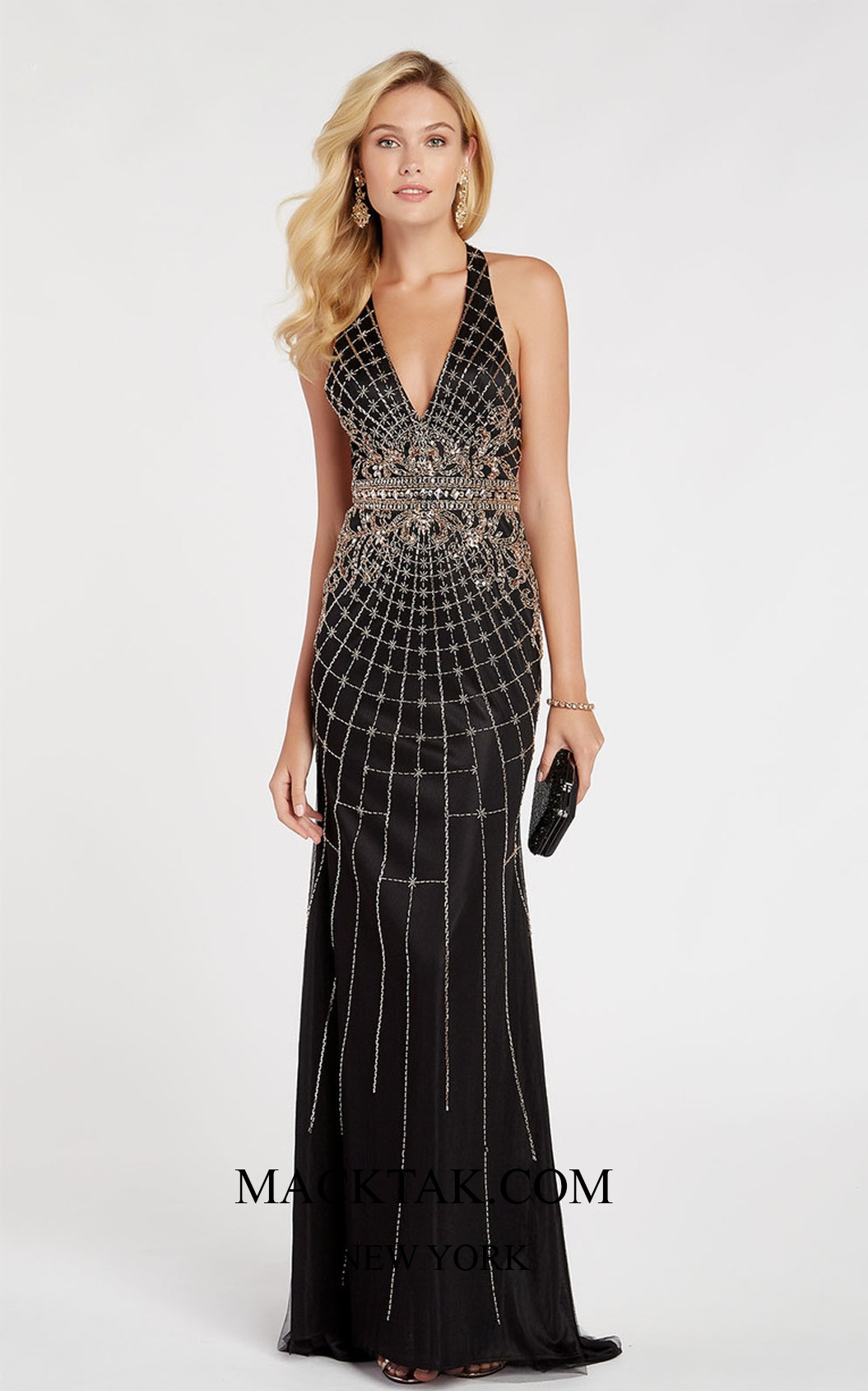Alyce 60522 Front Dress