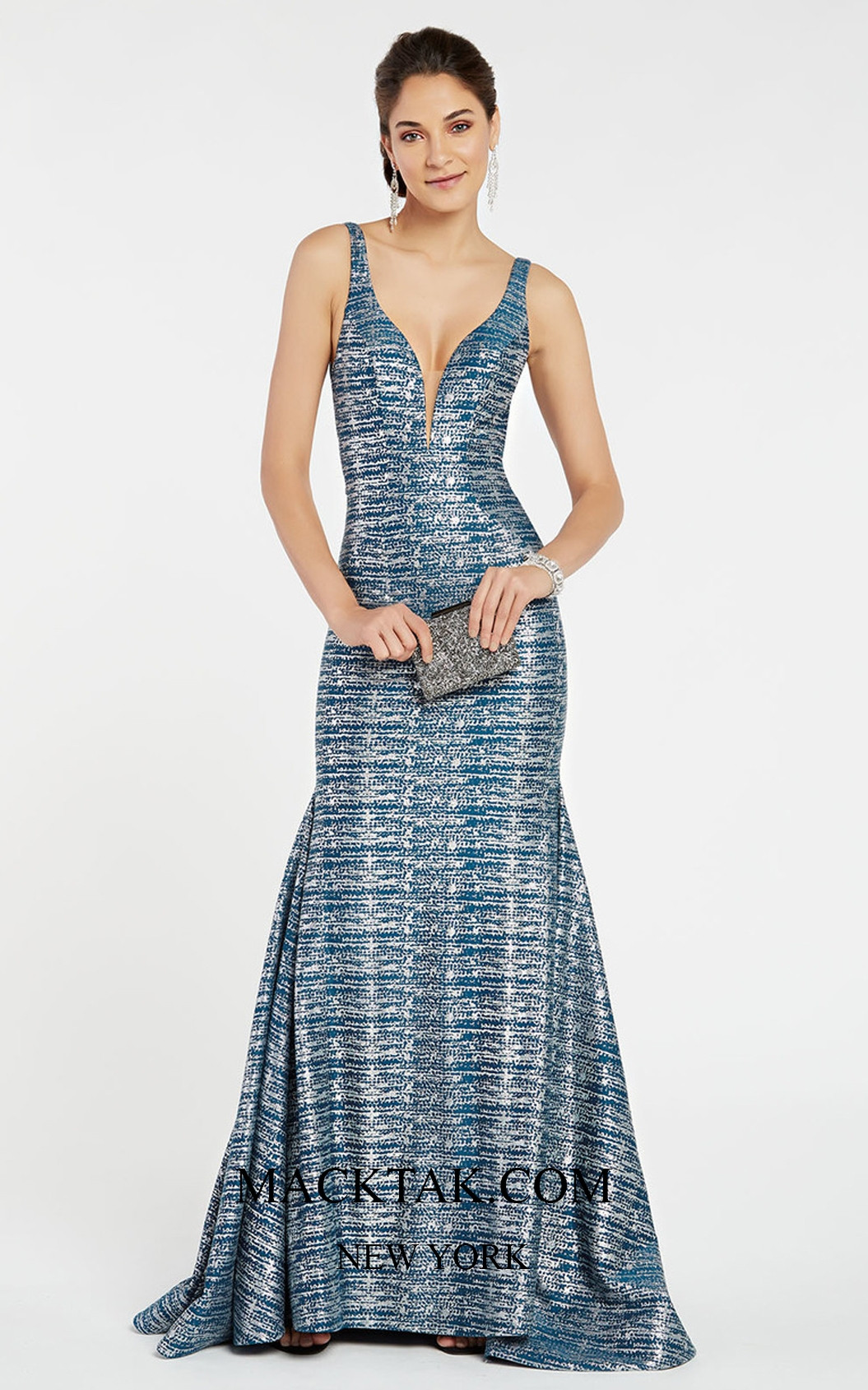 Alyce 60555 Front Dress