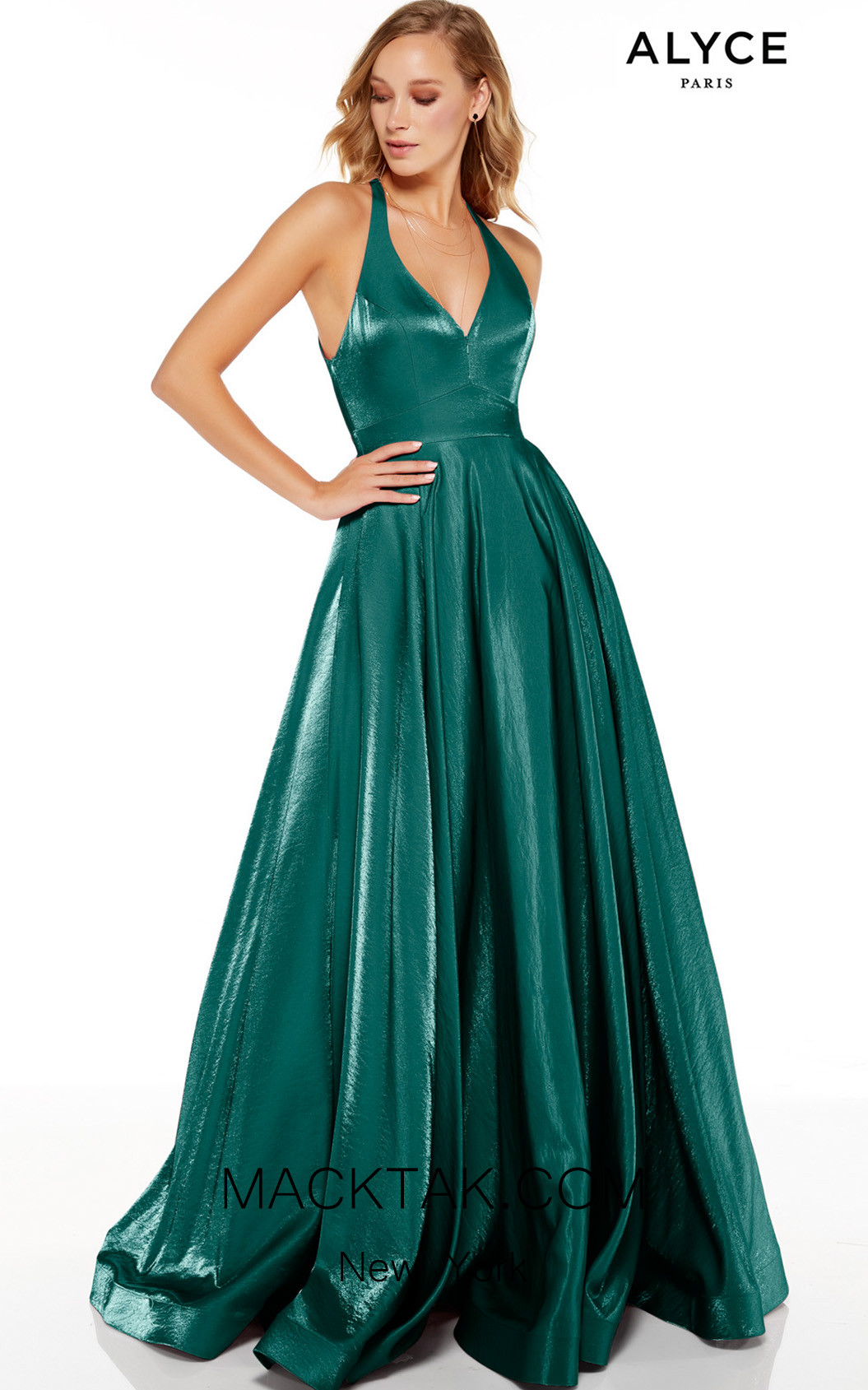 Alyce 60623 Dragonfly Front Dress