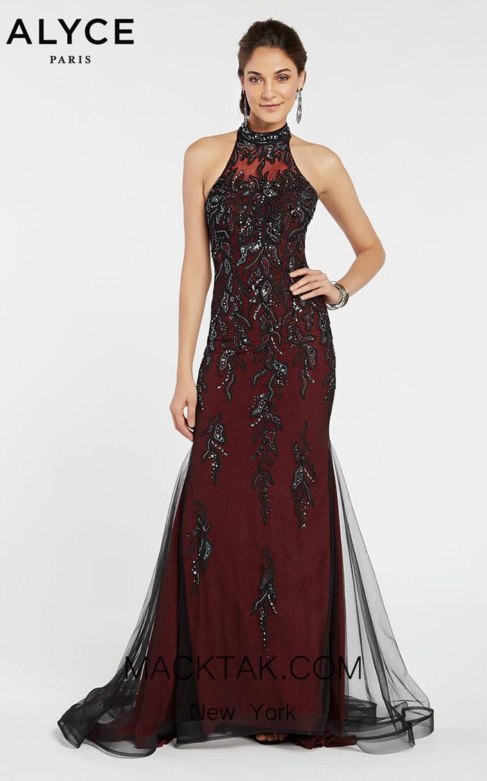 Alyce Paris 1399 Front Dress
