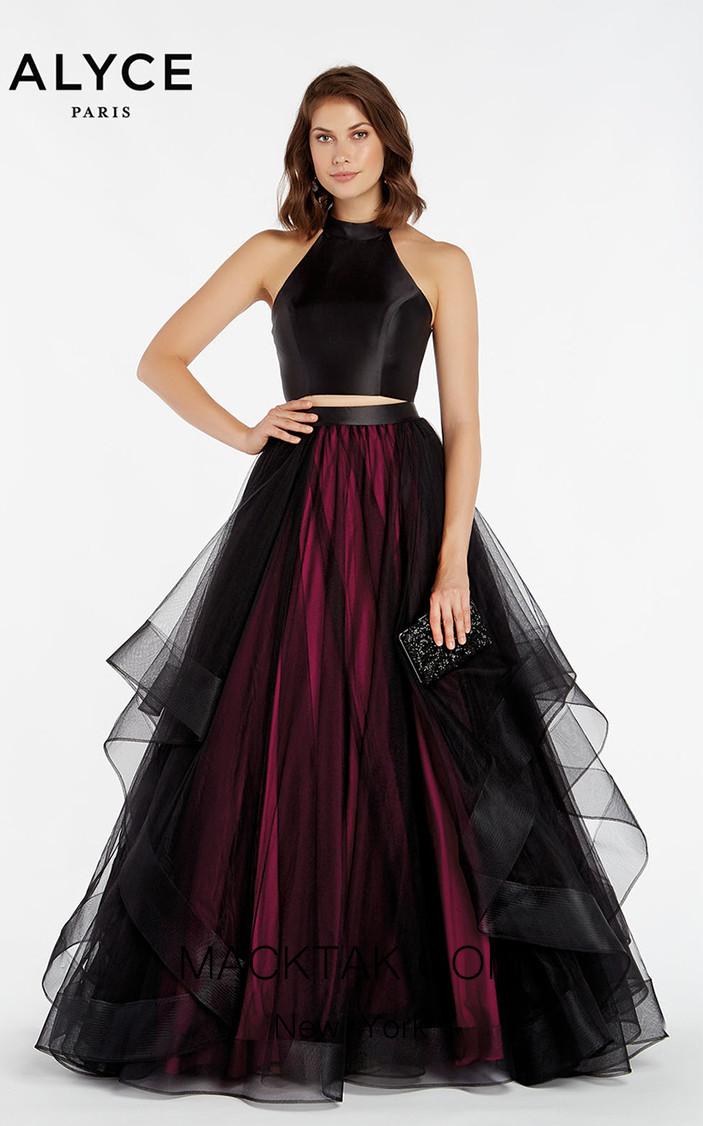 Alyce Paris 1418 Front Dress