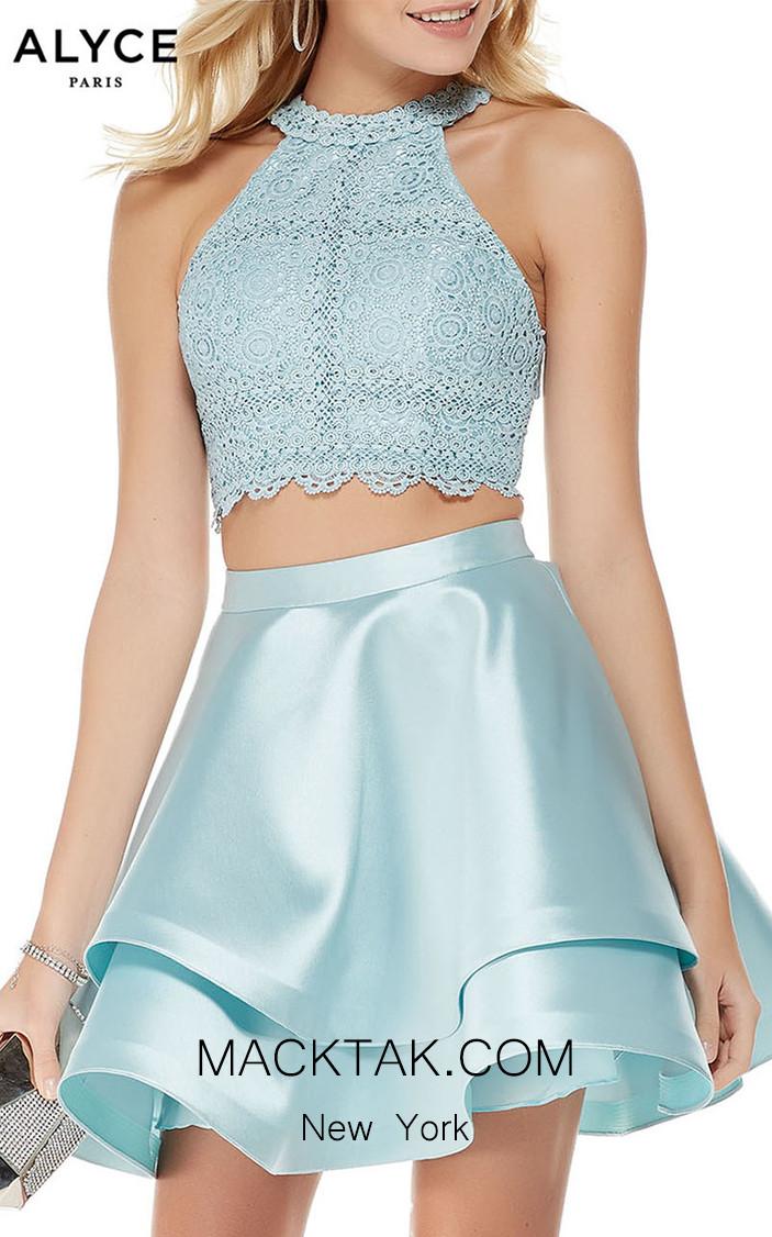 Alyce Paris 2662 Front Dress