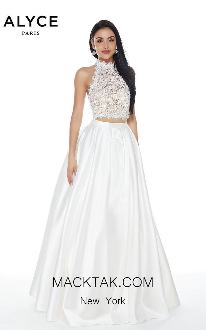 Alyce Paris 6738 Front Dress