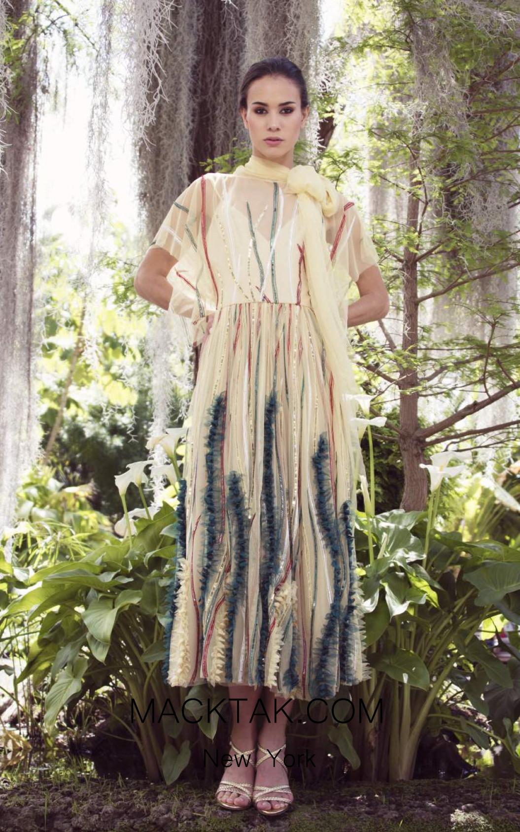 Amarca 9012 Front Dress