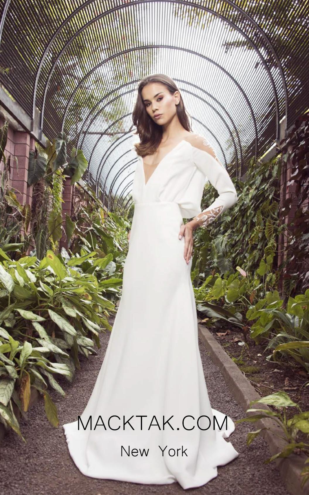 Amarca 9041 Front Dress