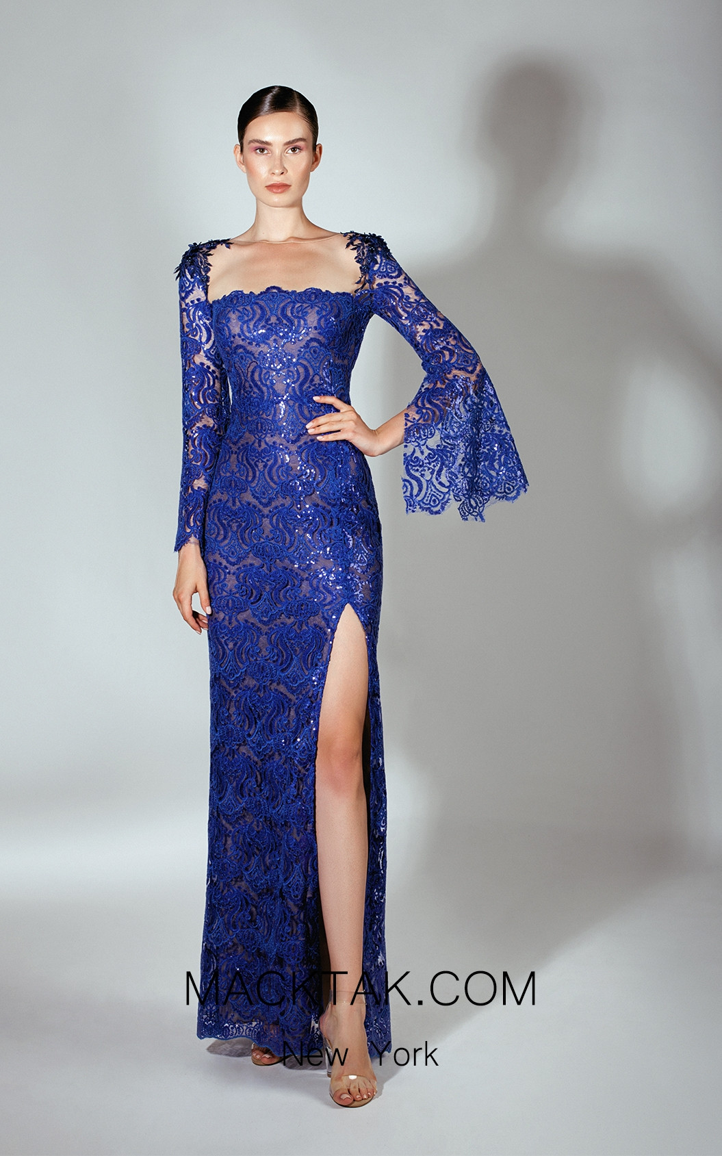 Beside Couture by Gemy Maalouf BC1451 Front Dress