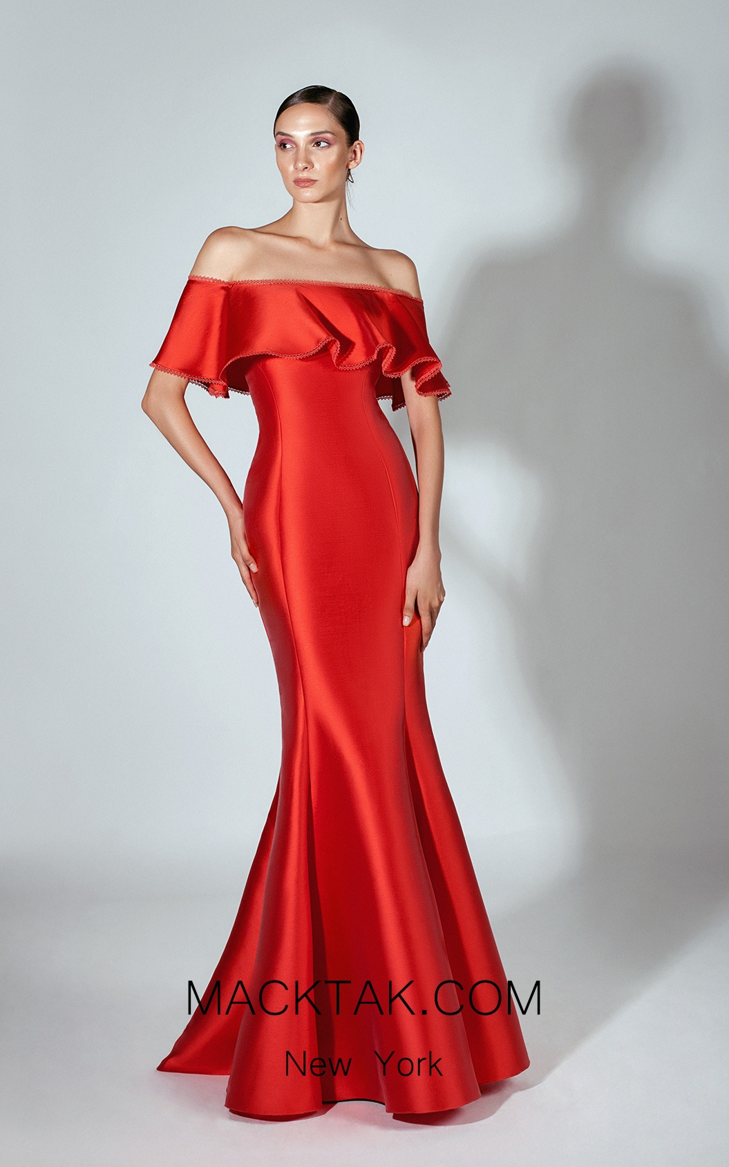 Beside Couture by Gemy Maalouf BC1460 Front Dress