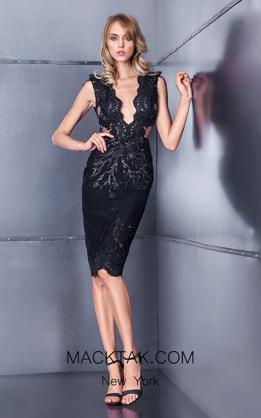 Cristallini SKA590 Front Dress