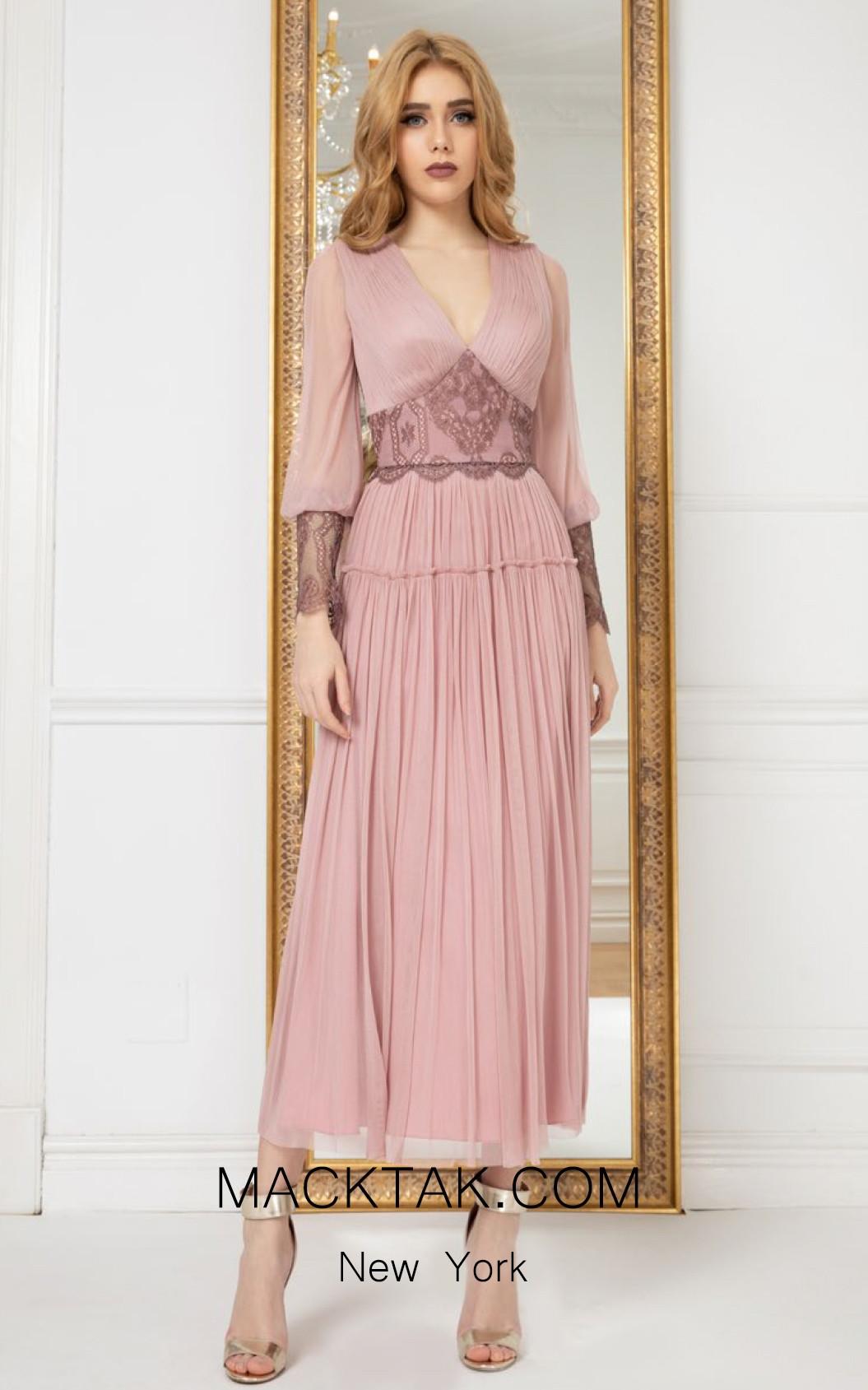 Cristallini SKA978 Front Evening Dress