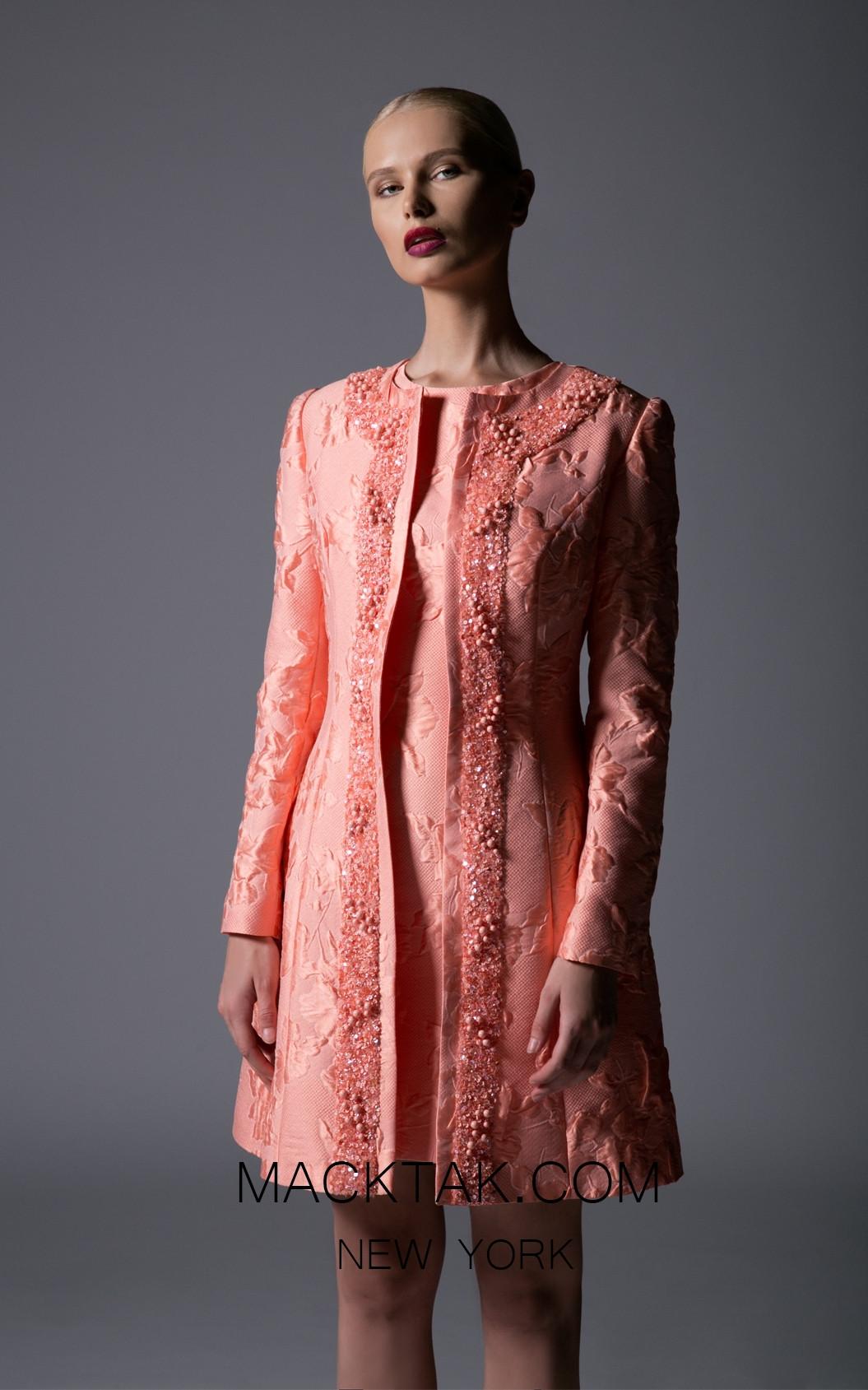 Edward Arsouni SS0355 Dress