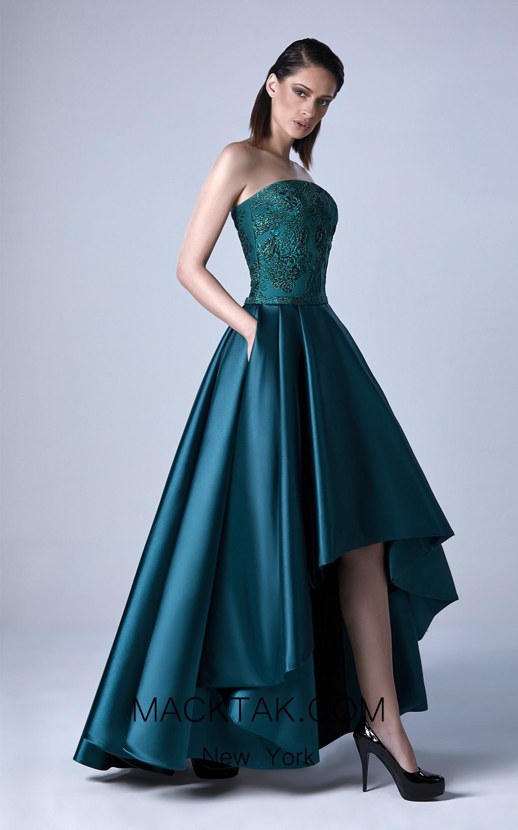 Edward Arsouni 0416 Front Evening Dress