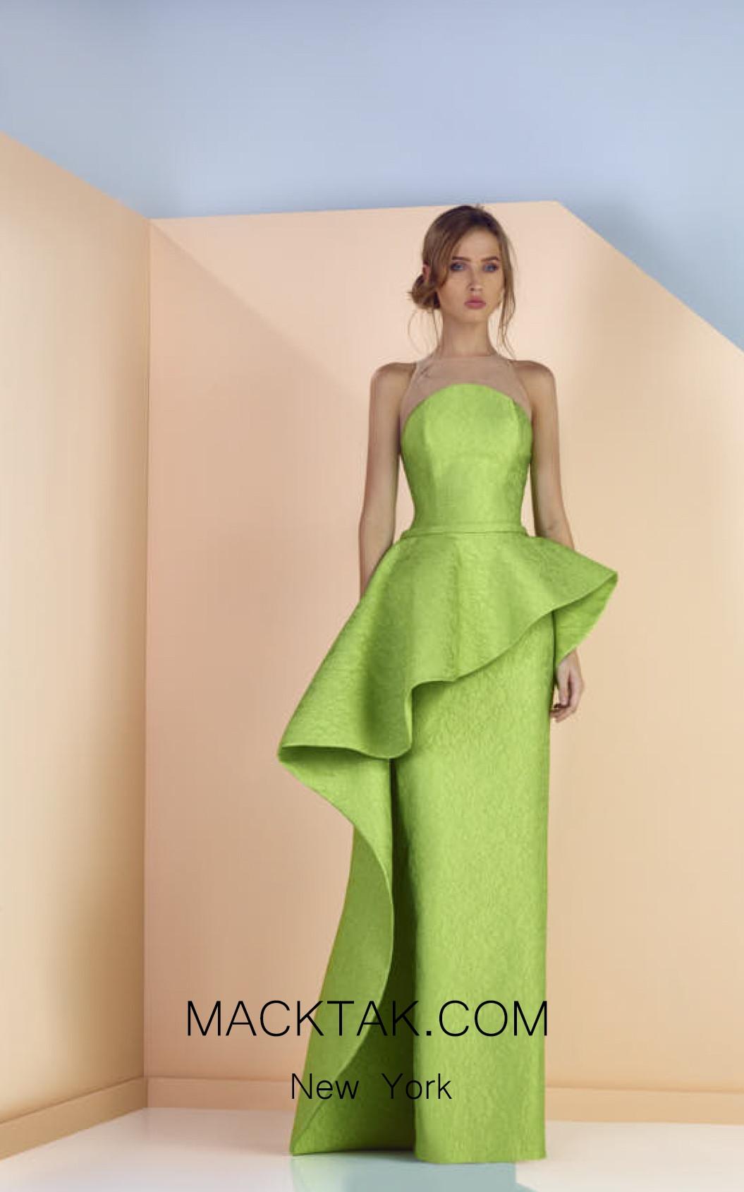 Edward Arsouni SS0143 Front Evening Dress
