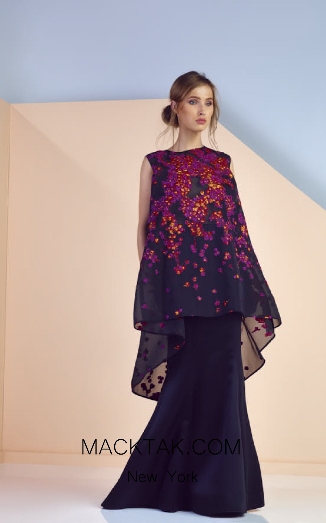 Edward Arsouni SS0160 Front Evening Dress