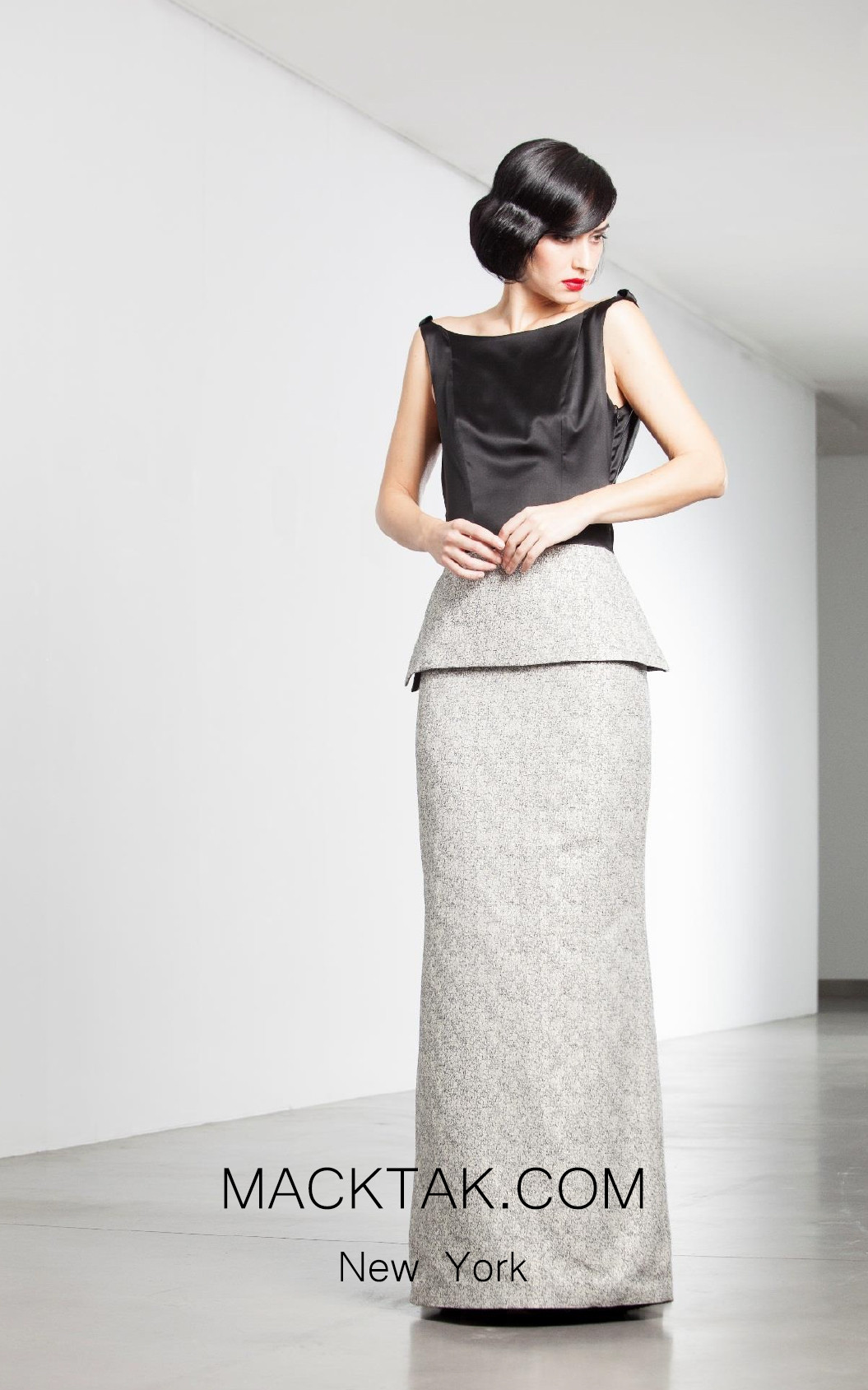 Fely Campo 14232 Front Dress