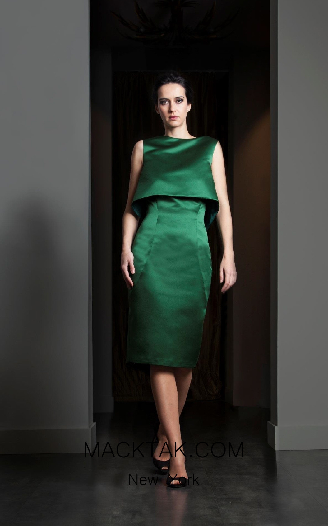 Fely Campo 15133 Front Dress