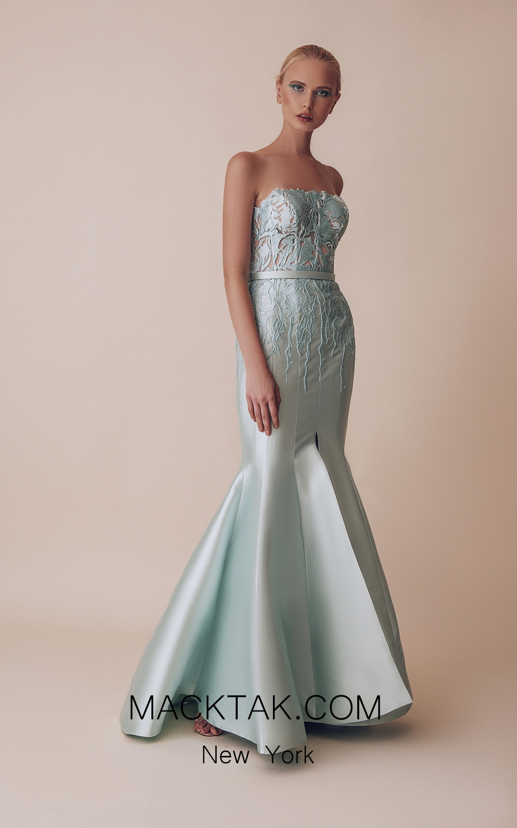 Gatti Nolli 4951 Optimum Design Front Evening Dress