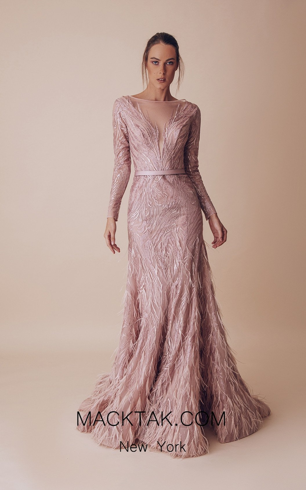 Gatti Nolli 4964 Optimum Design Front Evening Dress