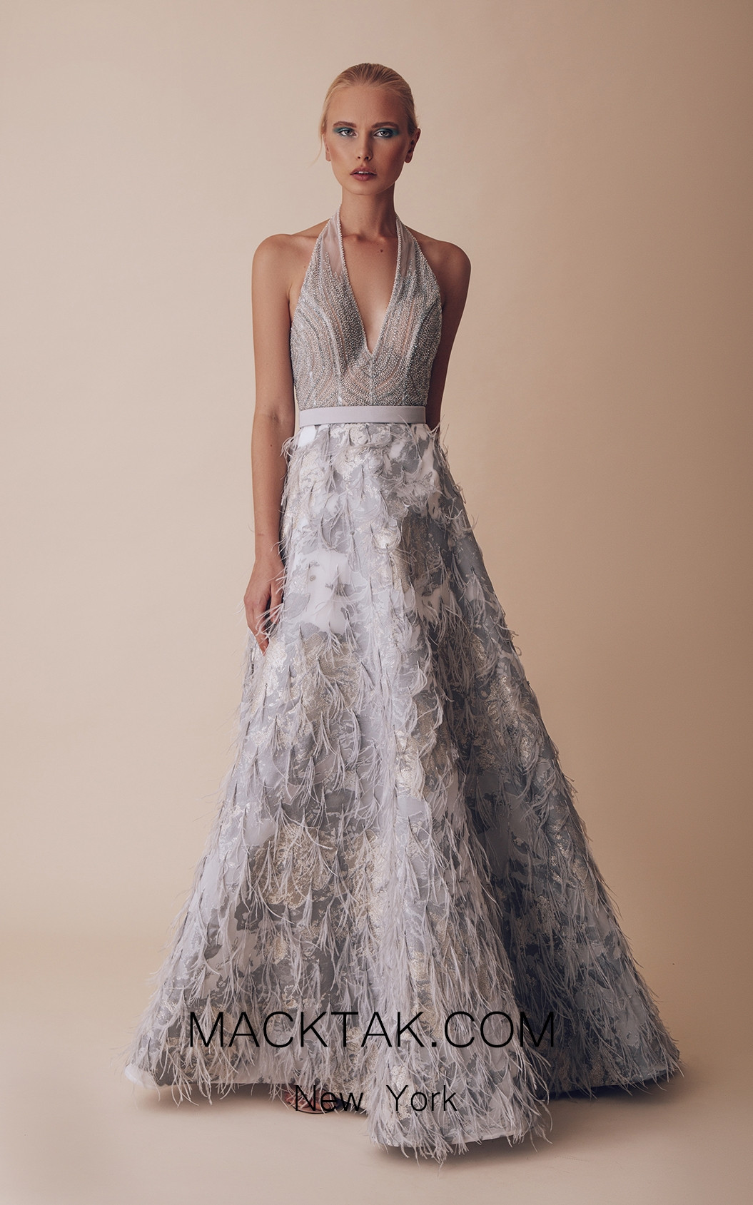 Gatti Nolli 5028 Optimum Design Front Evening Dress
