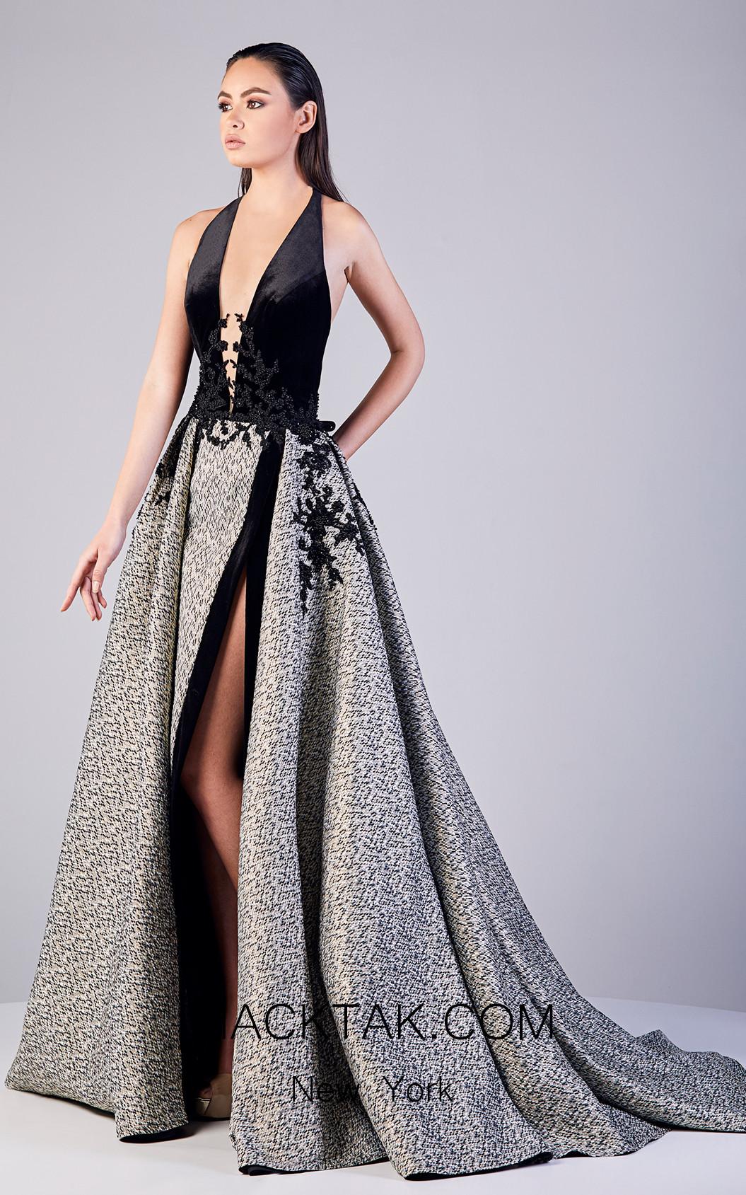 Gatti Nolli OP5178 Ilex Front Dress
