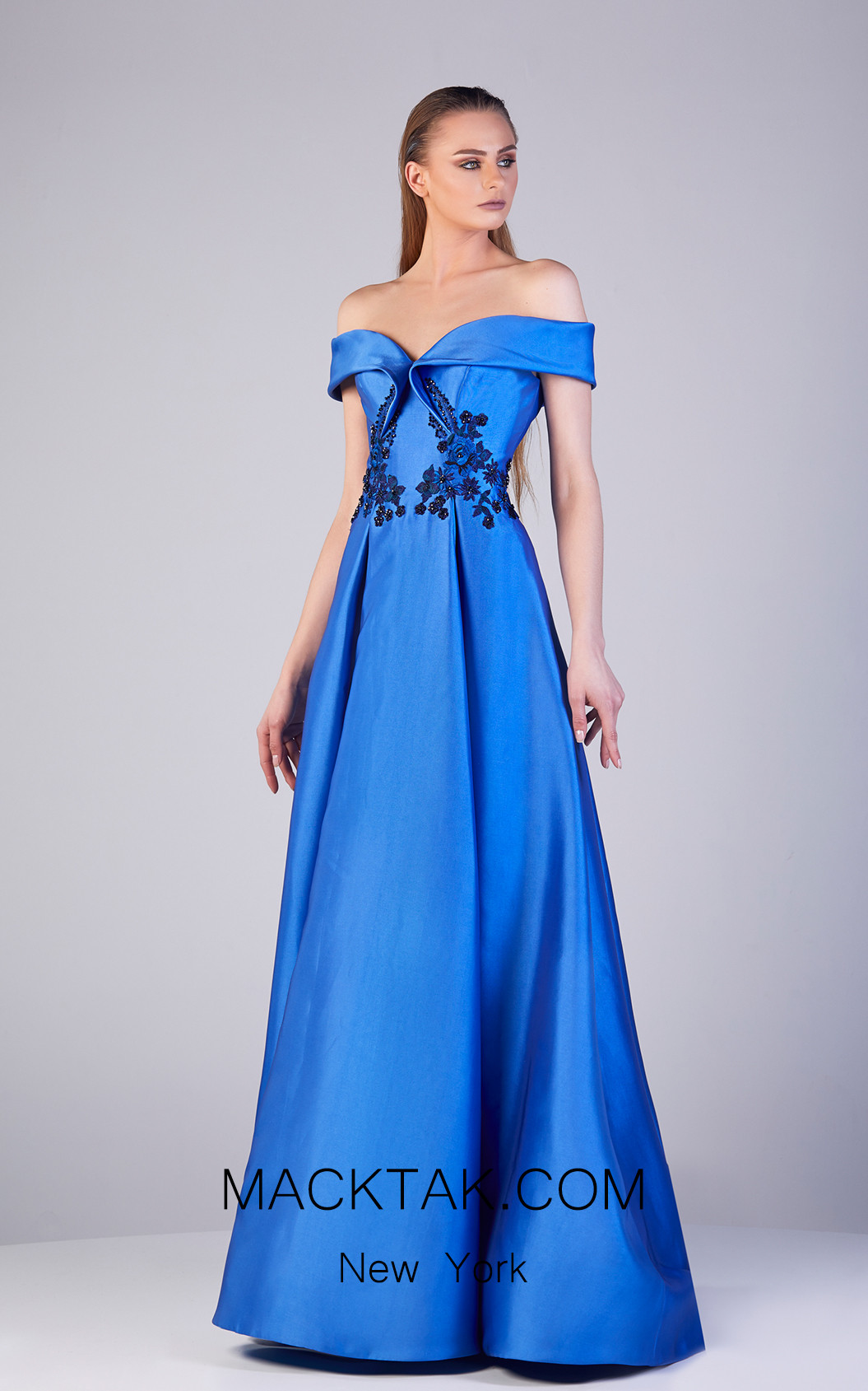 Gatti Nolli OP5179 Peony Front Dress