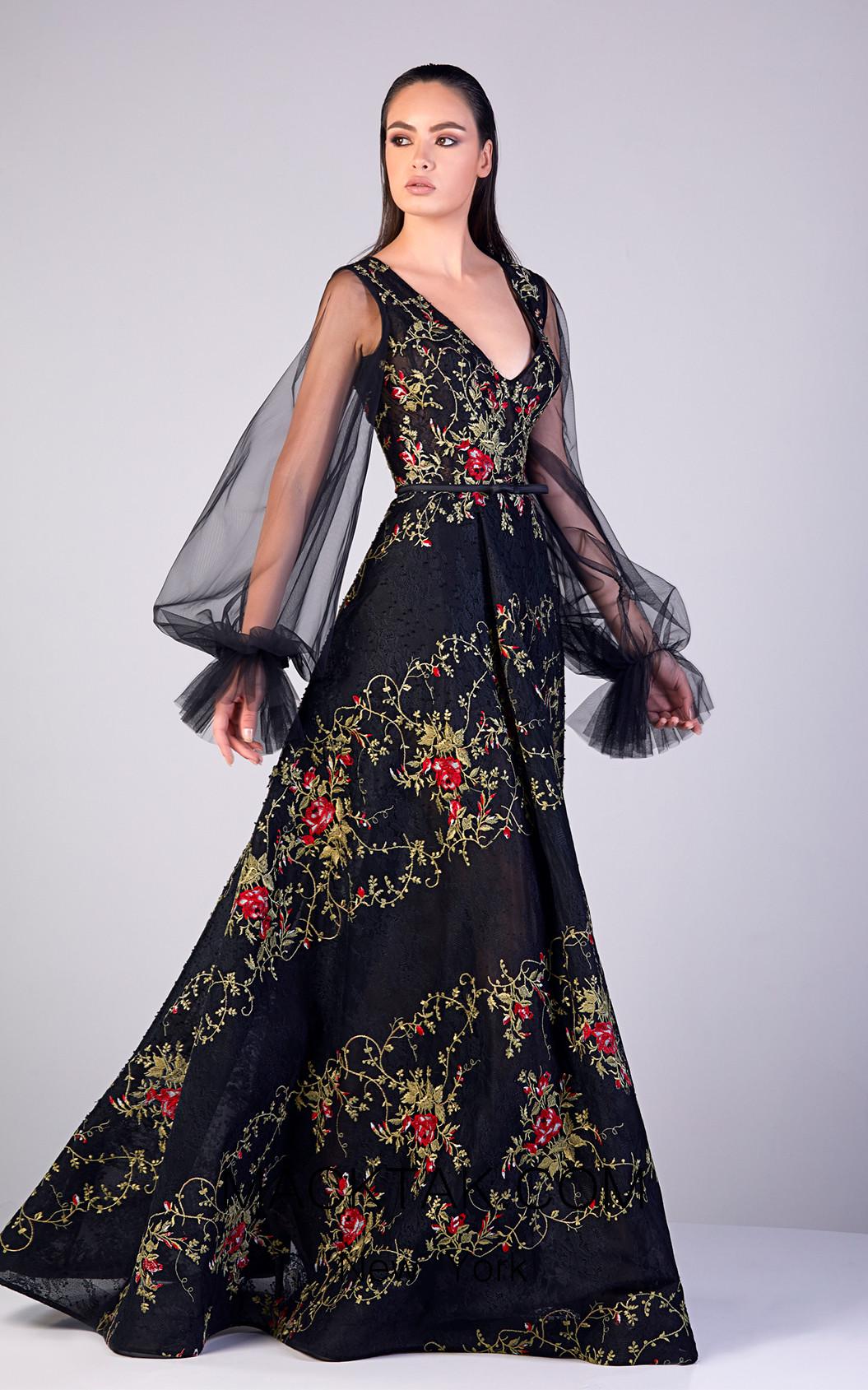 Gatti Nolli OP5184 Silene Front Dress