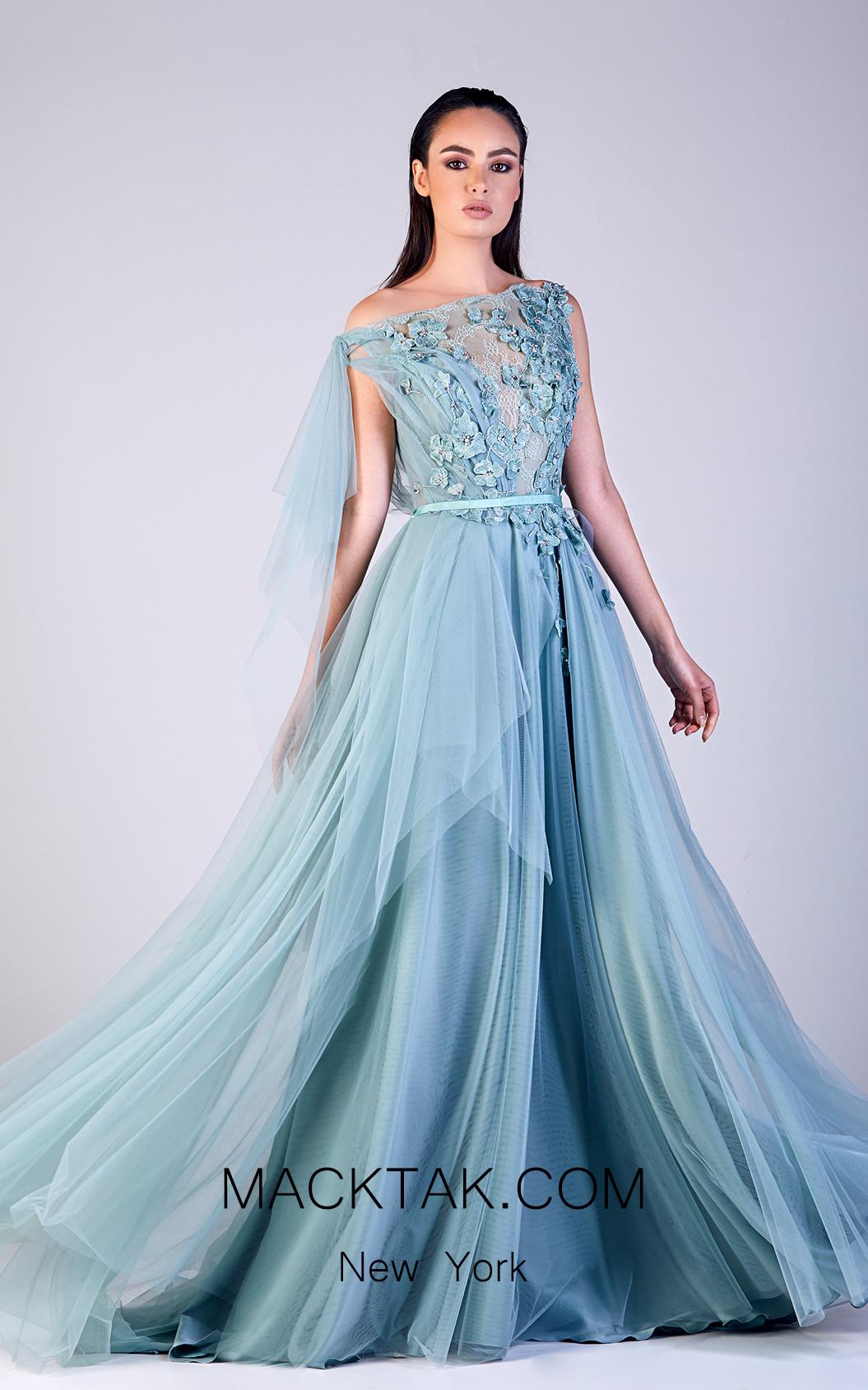 Gatti Nolli OP5502 Wedelia Front Dress