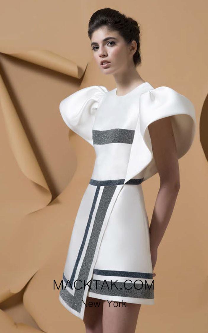 Isabel Sanchis Adicora Front Dress