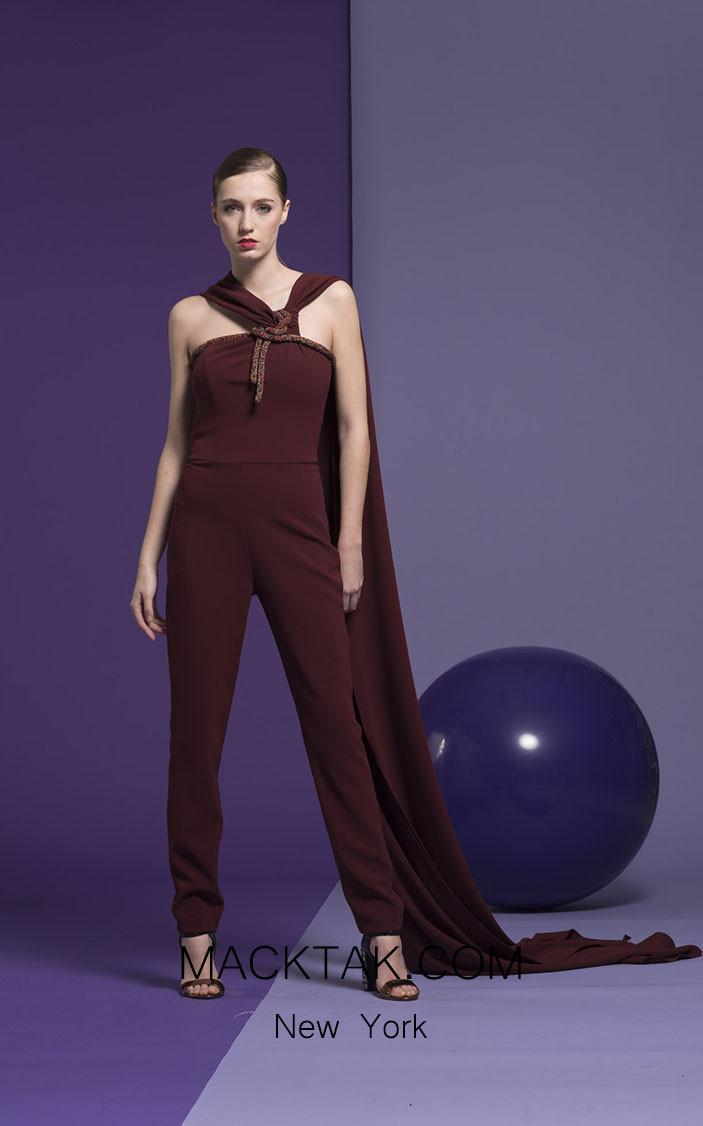 Isabel Sanchis Annick 34 Front Dress