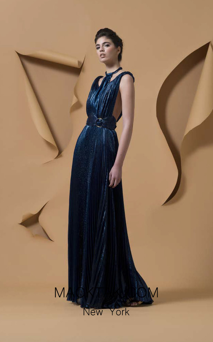 Isabel Sanchis Mecocal Front Dress