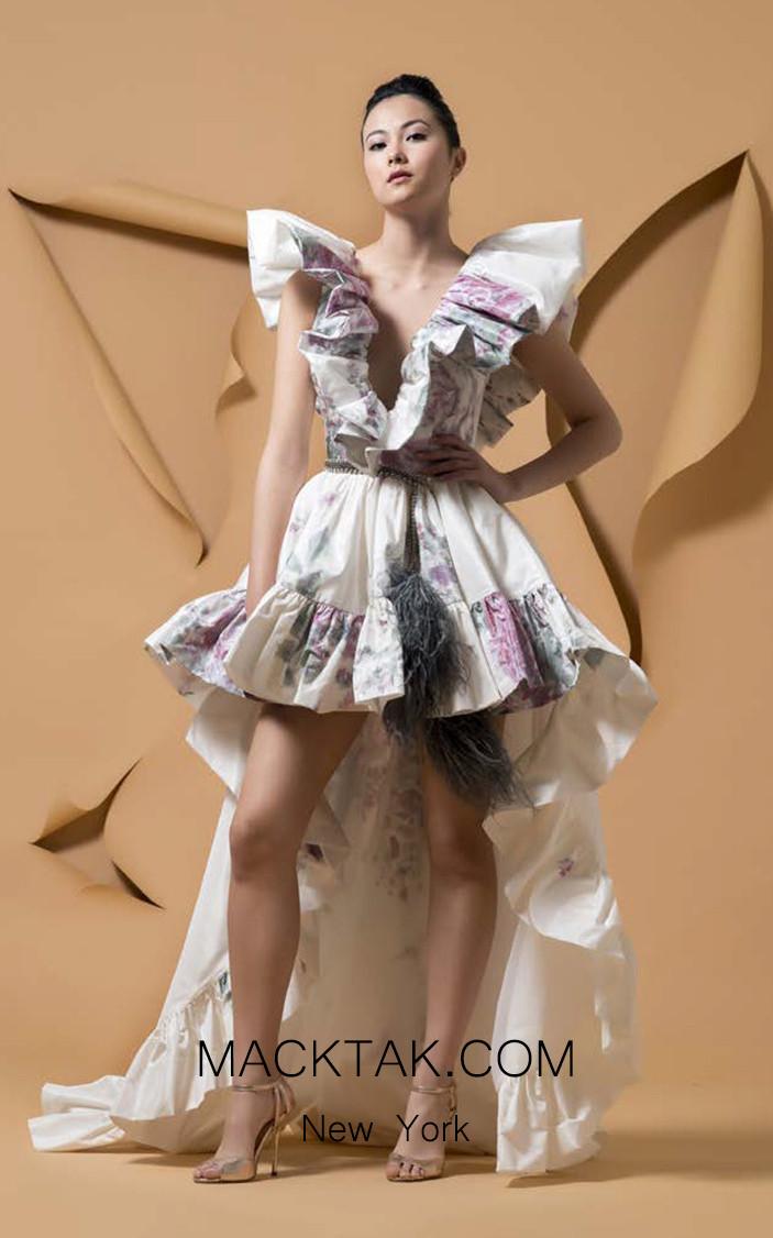 Isabel Sanchis Umanai Front Dress