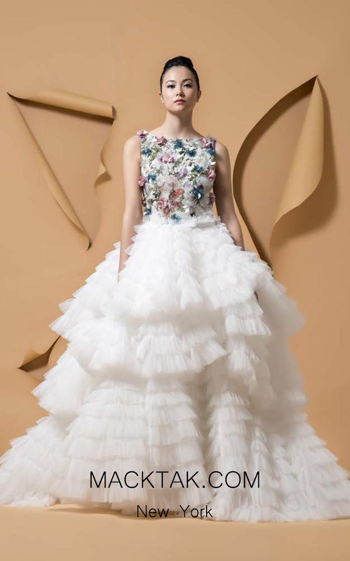 Isabel Sanchis Veasin Front Dress