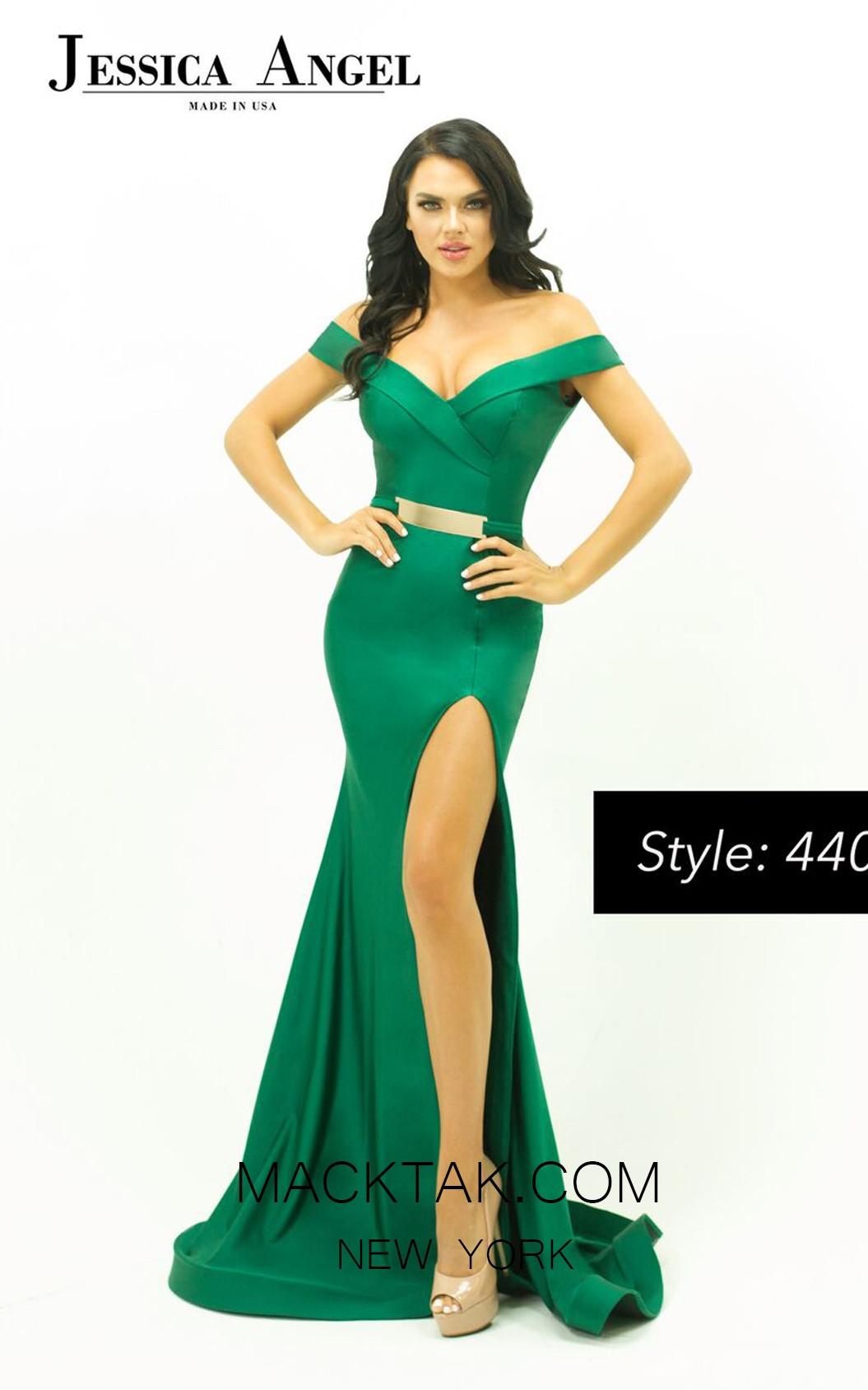 Jessica Angel 440 Back Dress