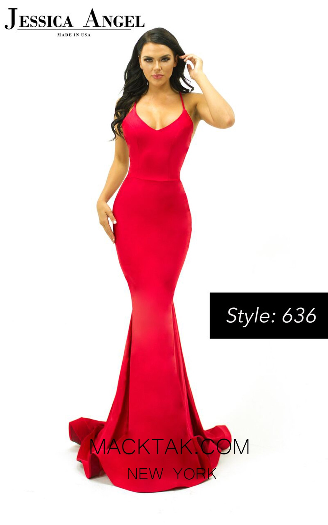 Jessica Angel 636 Front Dress