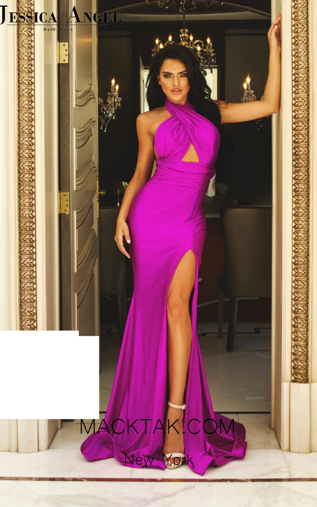 Jessica Angel 738 Front Dress