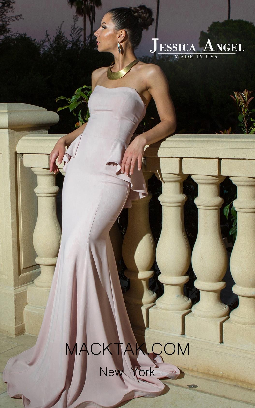 Jessica Angel 109 Front Dress