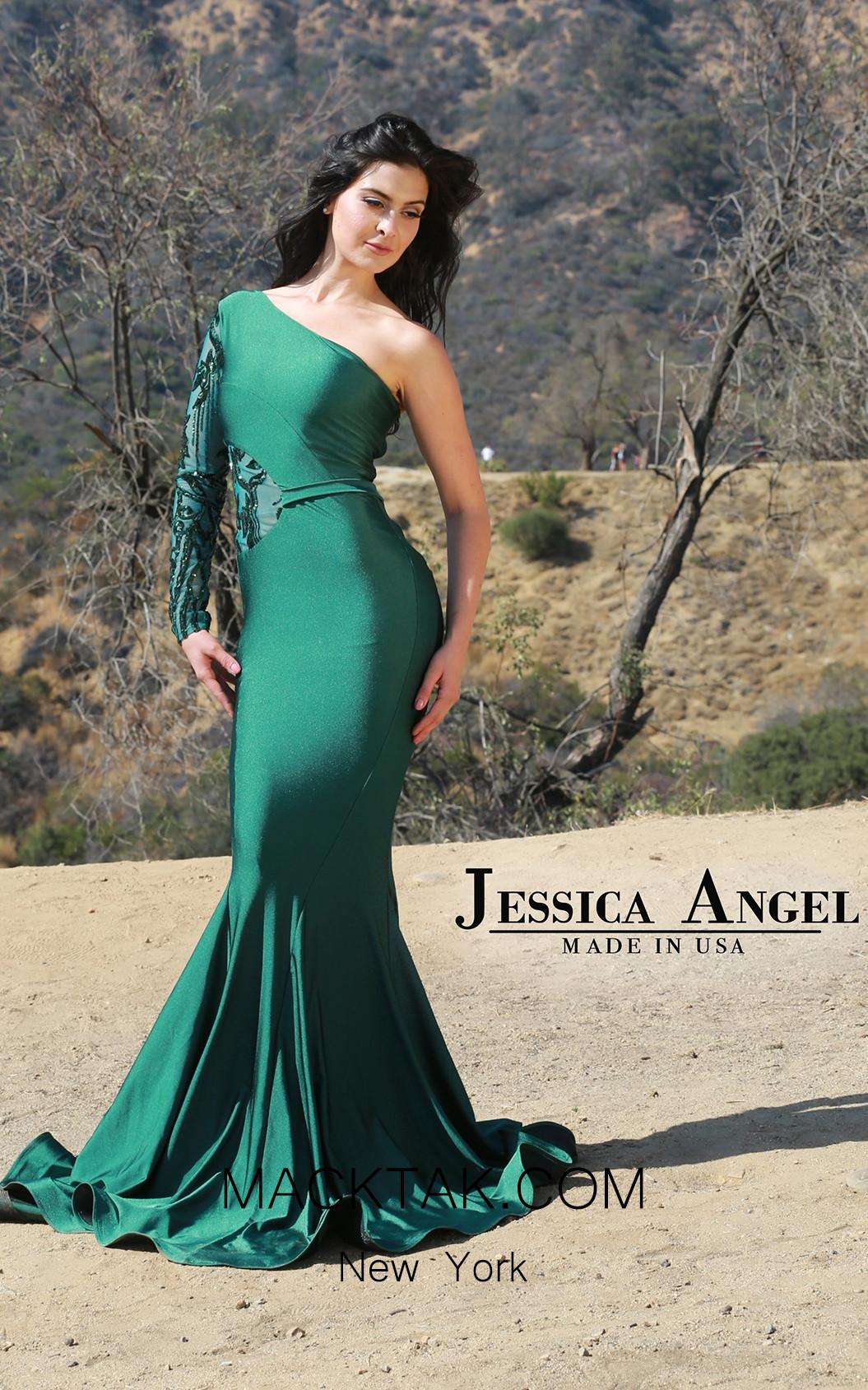 Jessica Angel 275 Front Dress