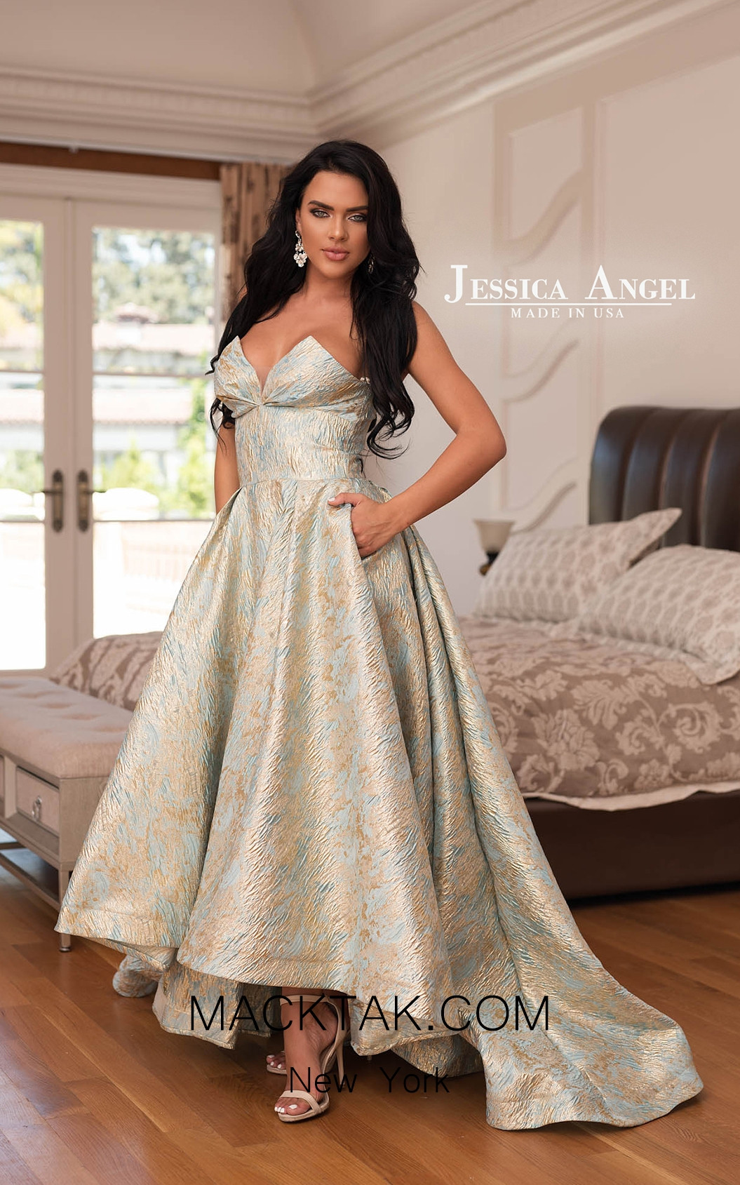 Jessica Angel 307 Front Dress