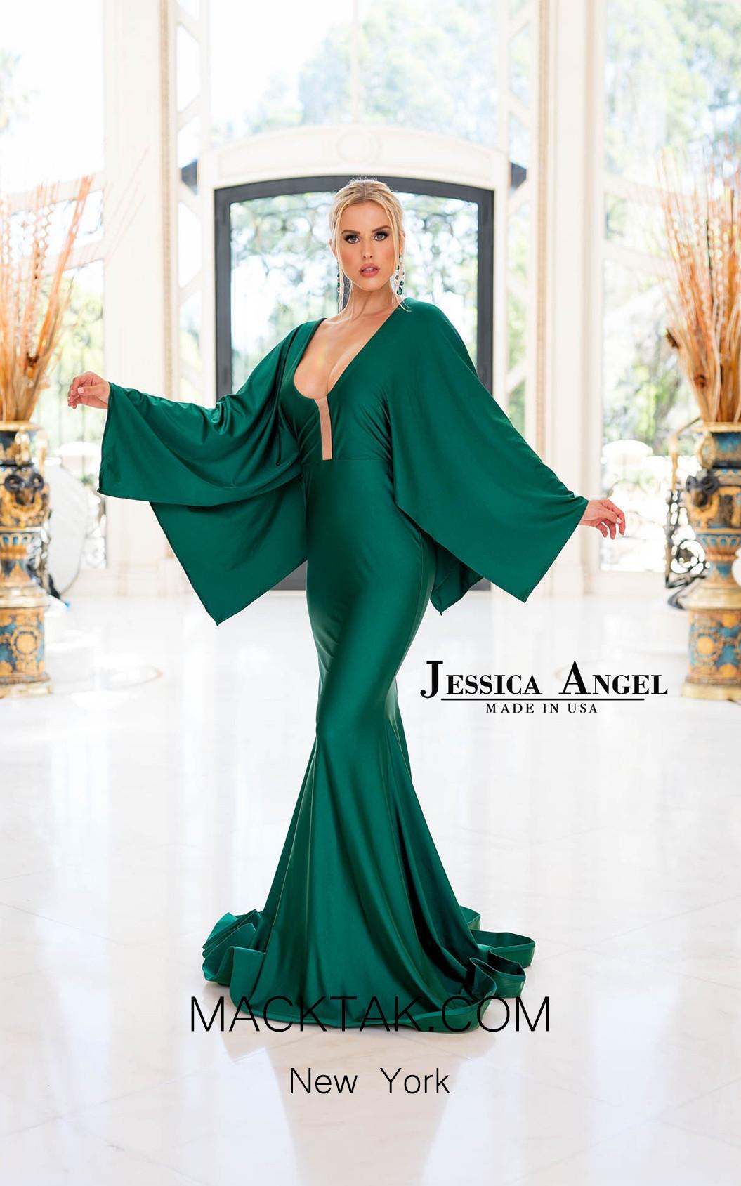 Jessica Angel 335 Front Dress