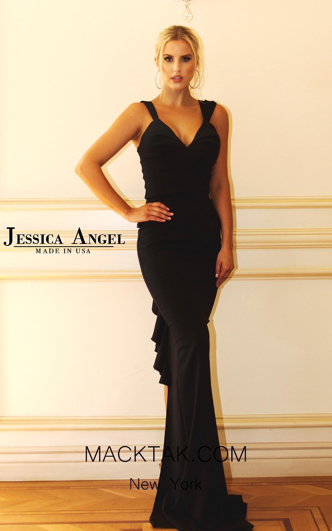 Jessica Angel 435 Front Dress