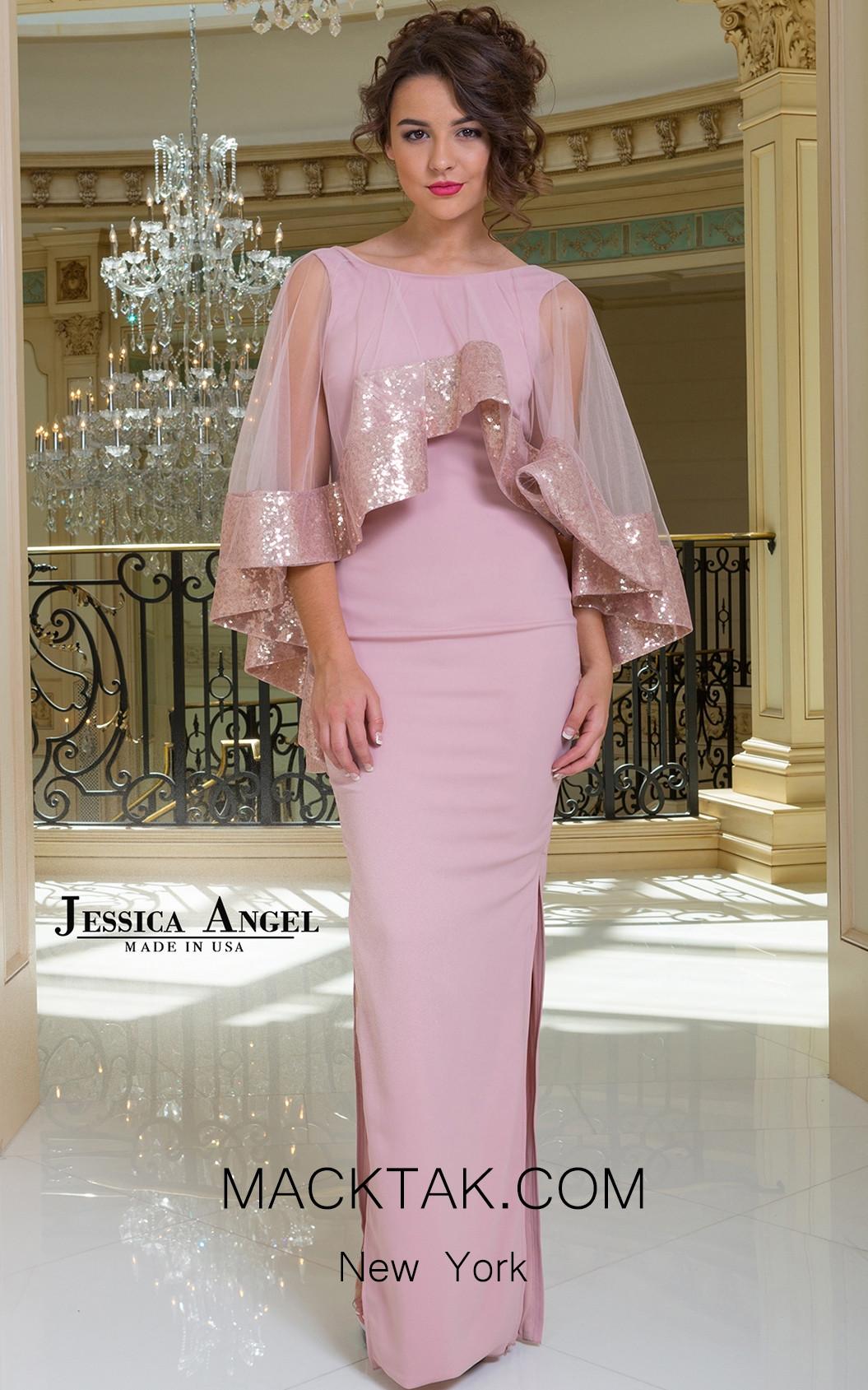Jessica Angel 505 Front Dress
