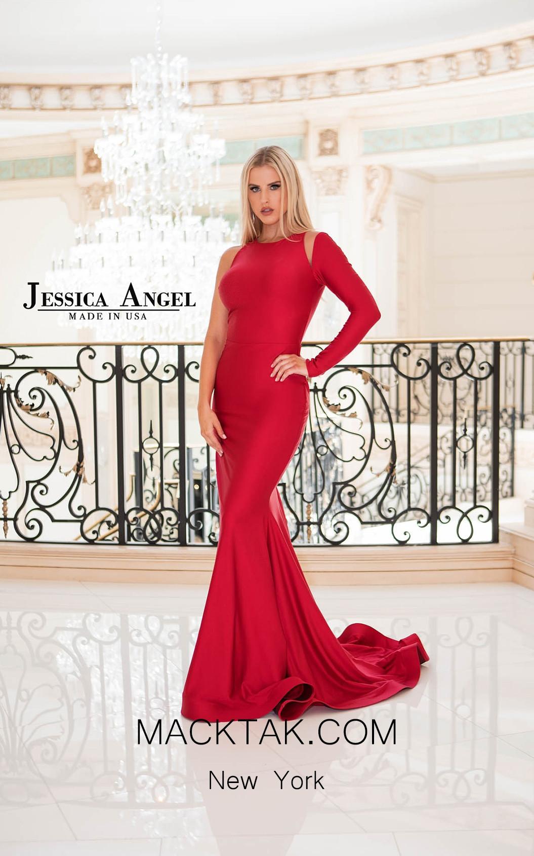 Jessica Angel 563 Front Dress