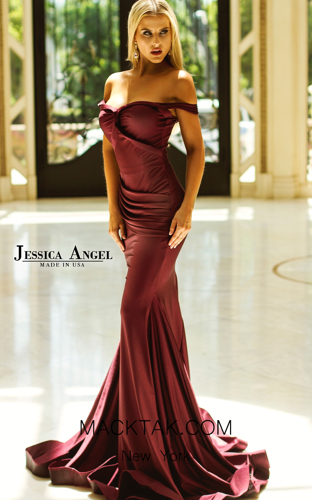 Jessica Angel 705 Front Dress