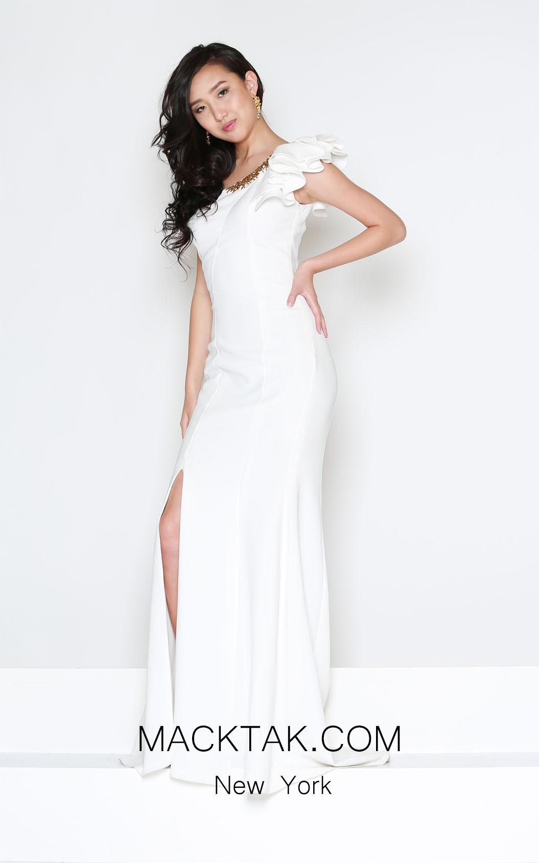 Kourosh Evening E4194 Front Dress
