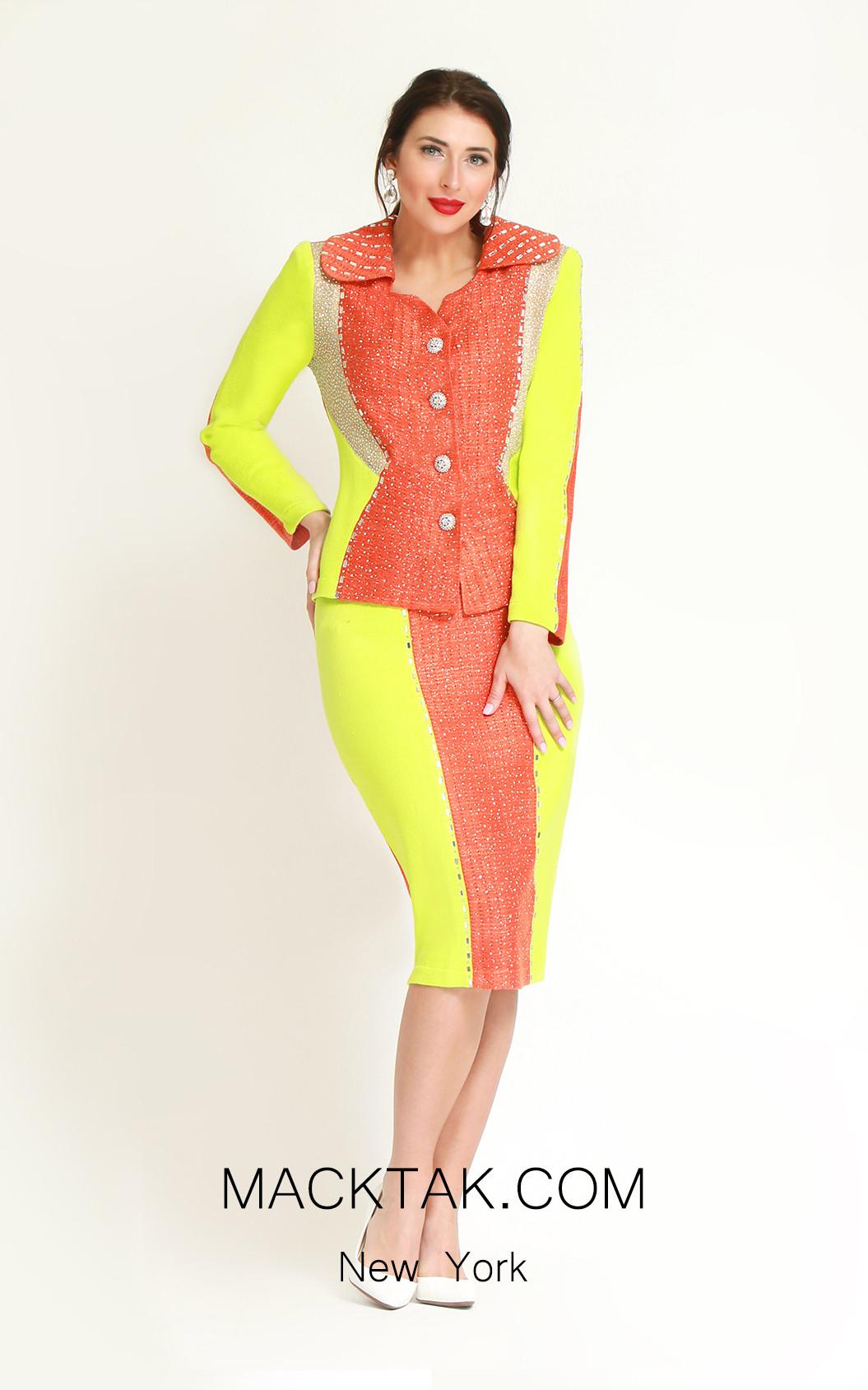 Kourosh H143 Front Dress