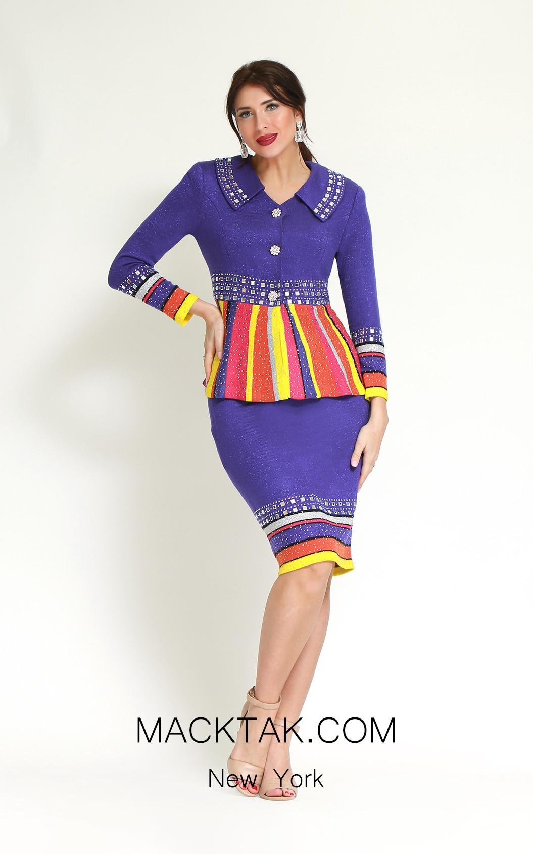 Kourosh H148 Front Dress