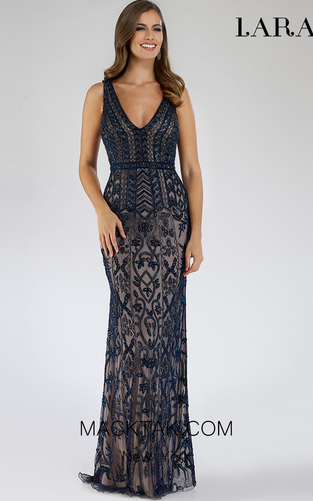 Lara 29534 Front Dress