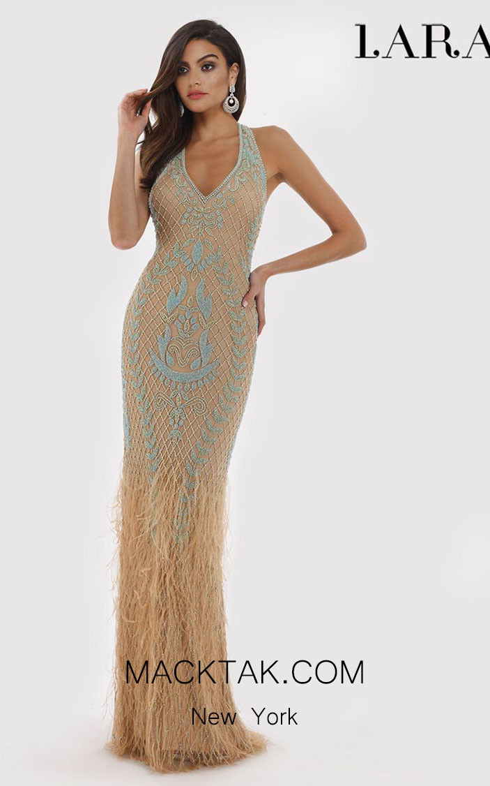 Lara 29598 Front Dress
